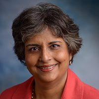 Kavita Pandit, Associate Provost for Faculty Affairs